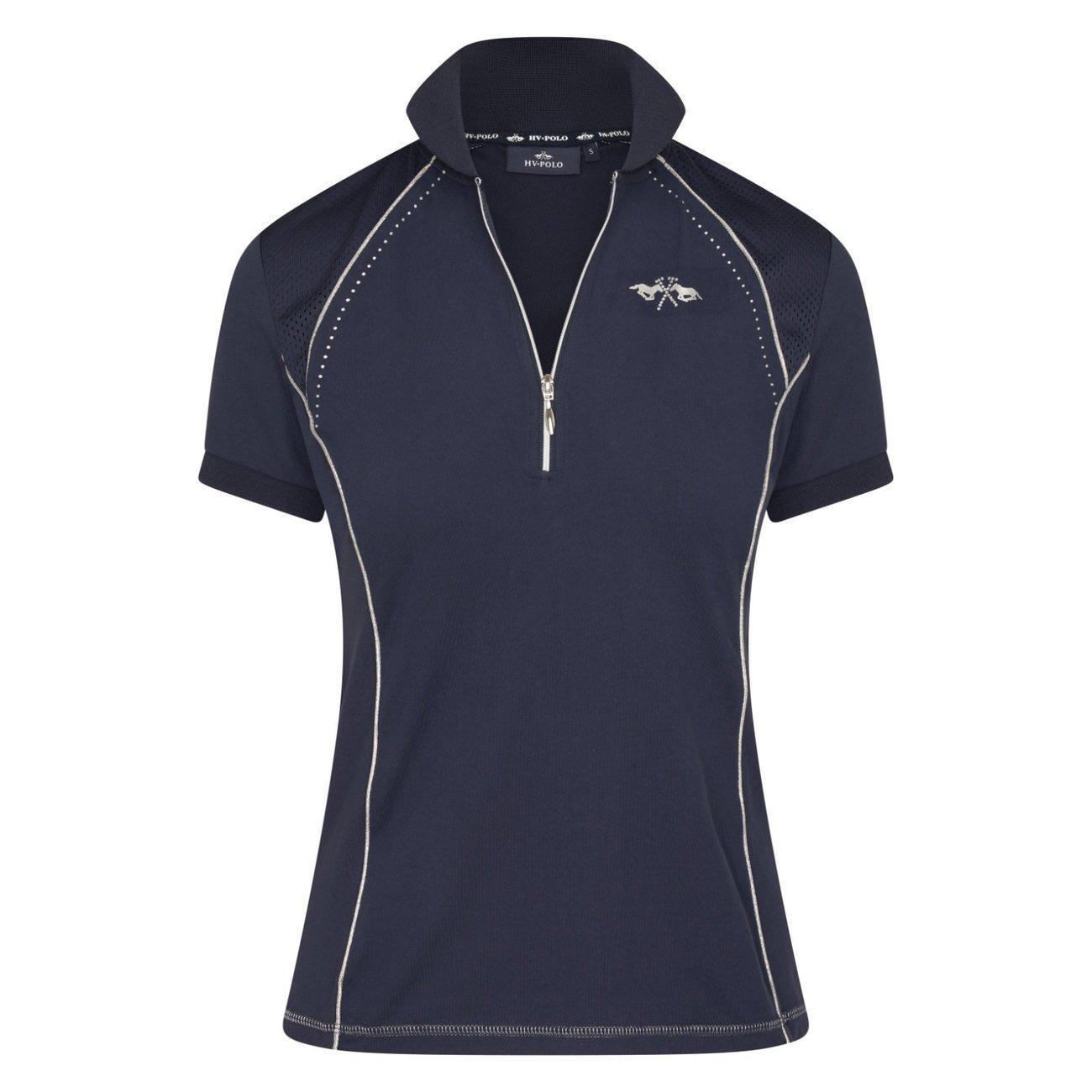 HV Polo Poloshirt Sporty, Gr. M, navy