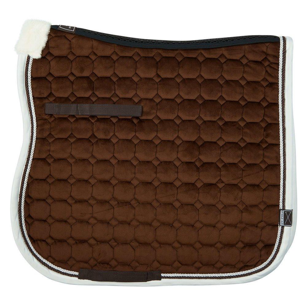 HV Polo Schabracke Skylar Fell, Dressur - dark brown