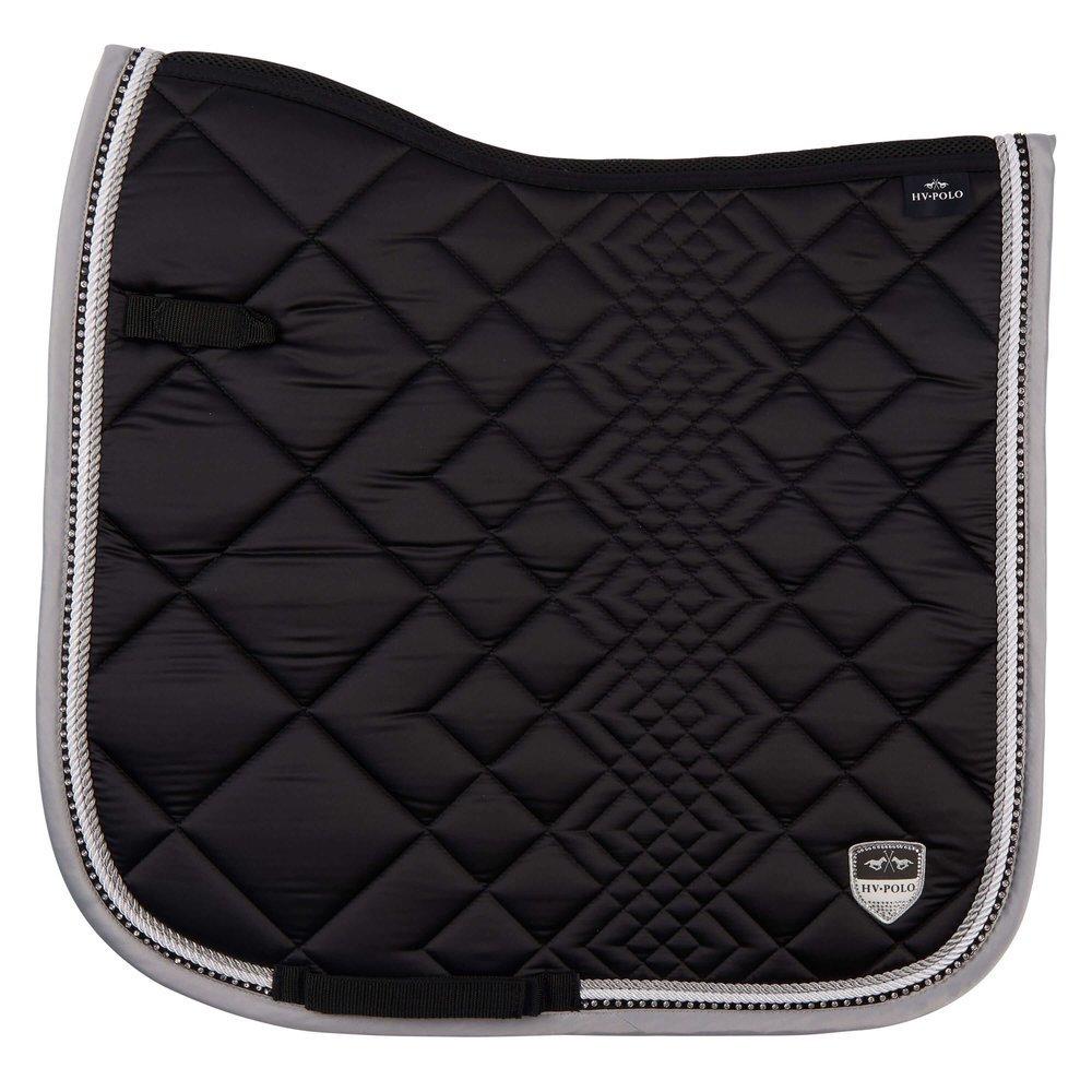 HV Polo Schabracke Tigris, Gr. Cob, Dressur - black