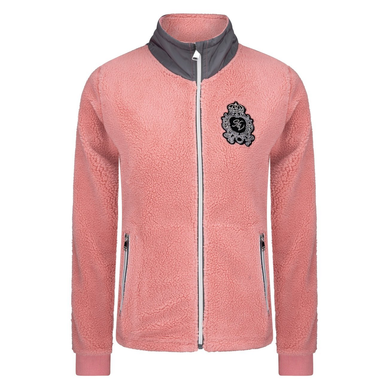 HV Polo Sweater Bianca, Gr. S - dusty rose