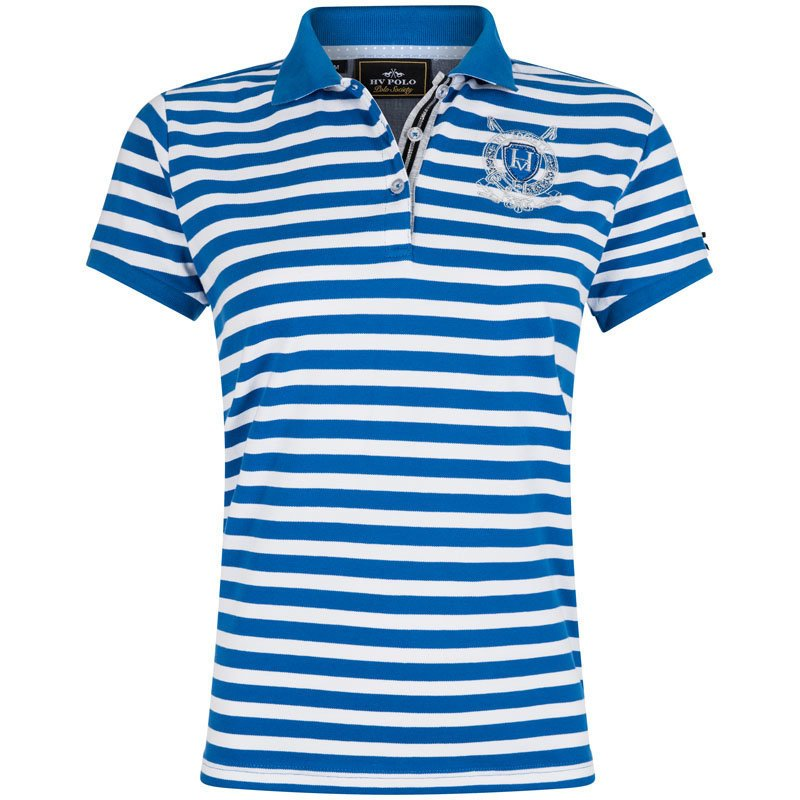 HV Polo Poloshirt Ariel, Gr. L - ocean-optical white