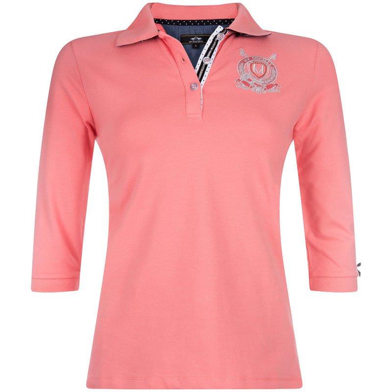 HV Polo Poloshirt Numa, Gr. 2XL - coral pink