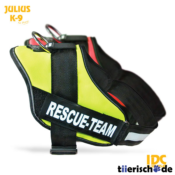 Julius K9 IDC Powergeschirr Light für Suchhunde