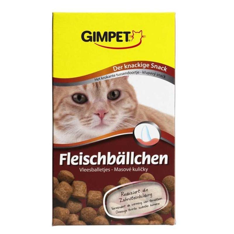 Gimpet Fleischbällchen für Katzen, 100g