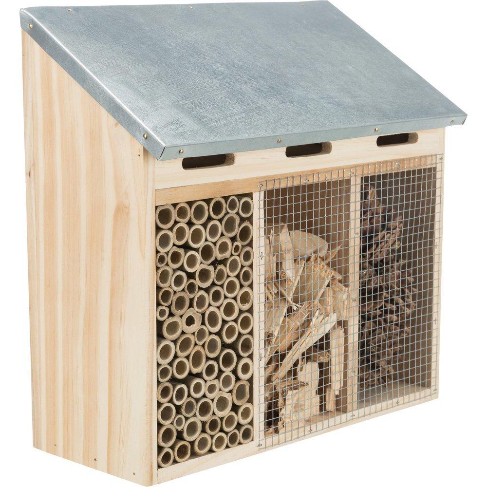 TRIXIE Insektenhotel drei geteilt 59511, Bild 2