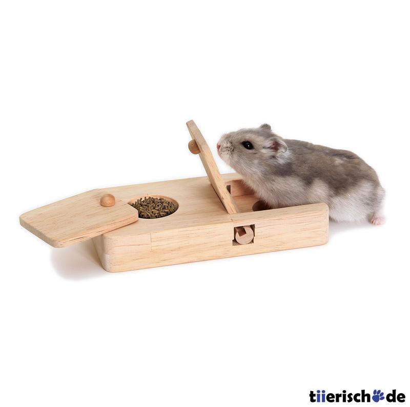 Living World Green Interaktives Intelligenzspielzeug für Kleintiere, Bild 2