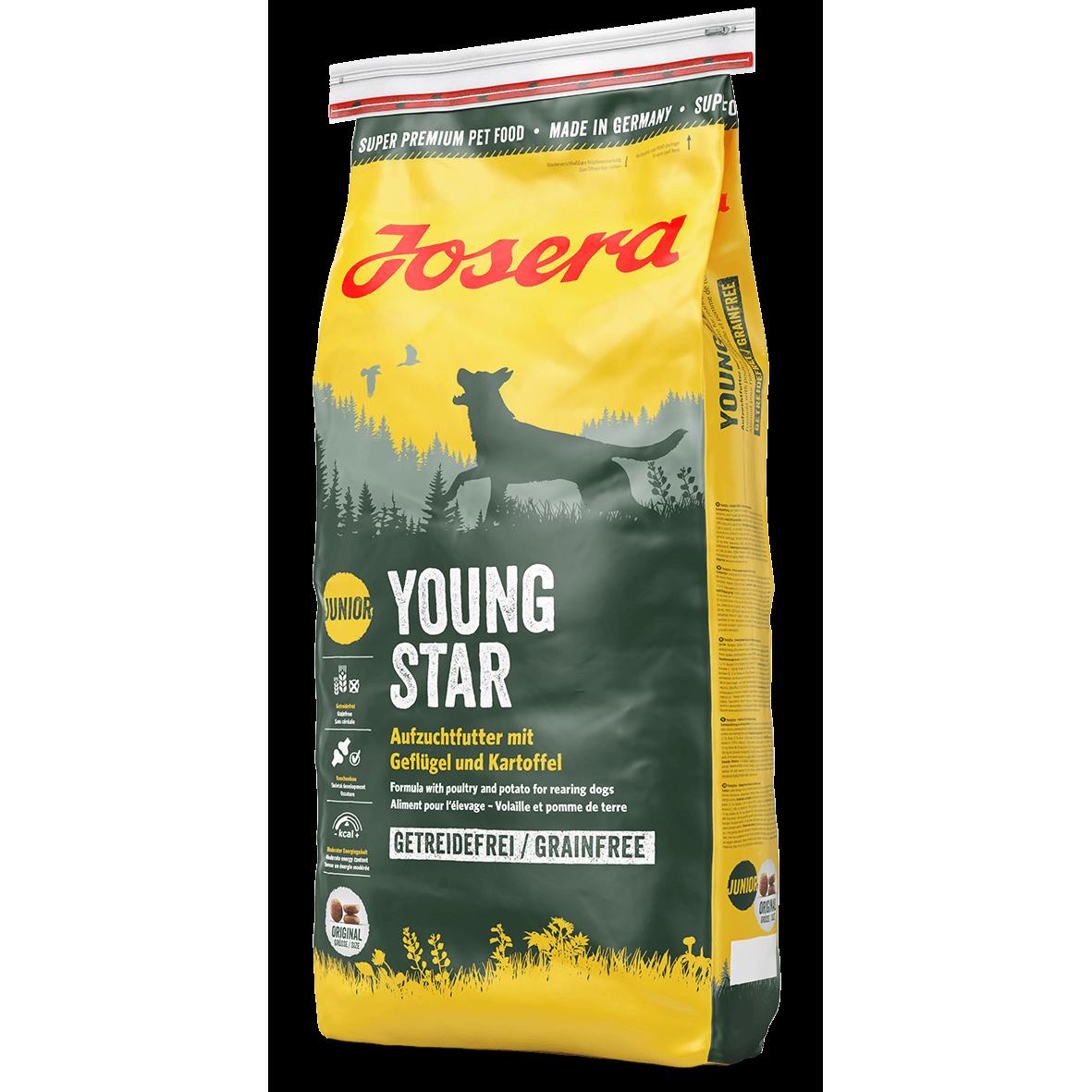 Josera YoungStar Welpenfutter getreidefrei