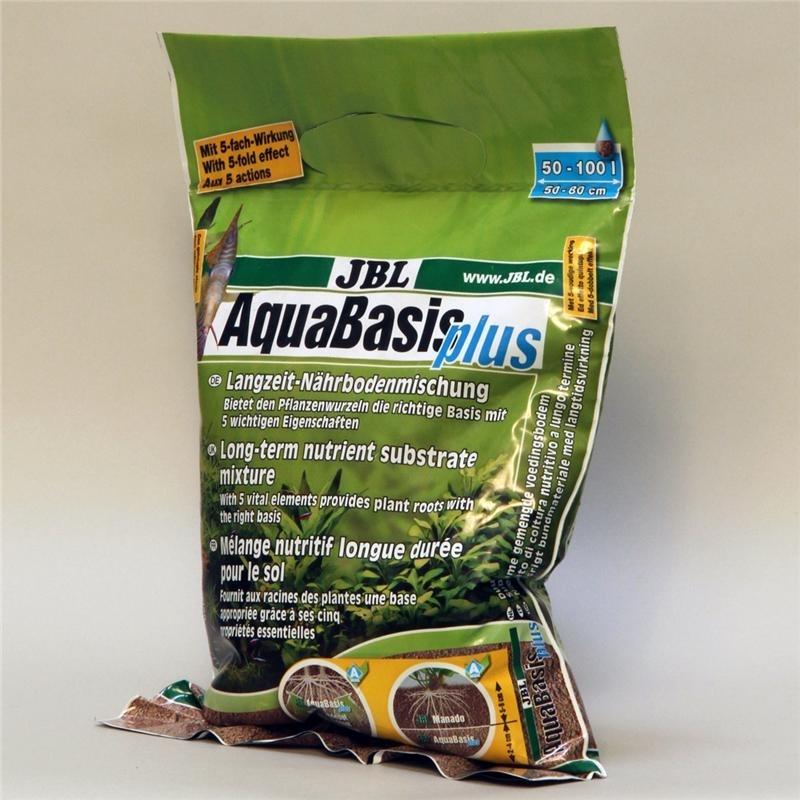 JBL AquaBasis plus Nährboden, 2,5 Liter