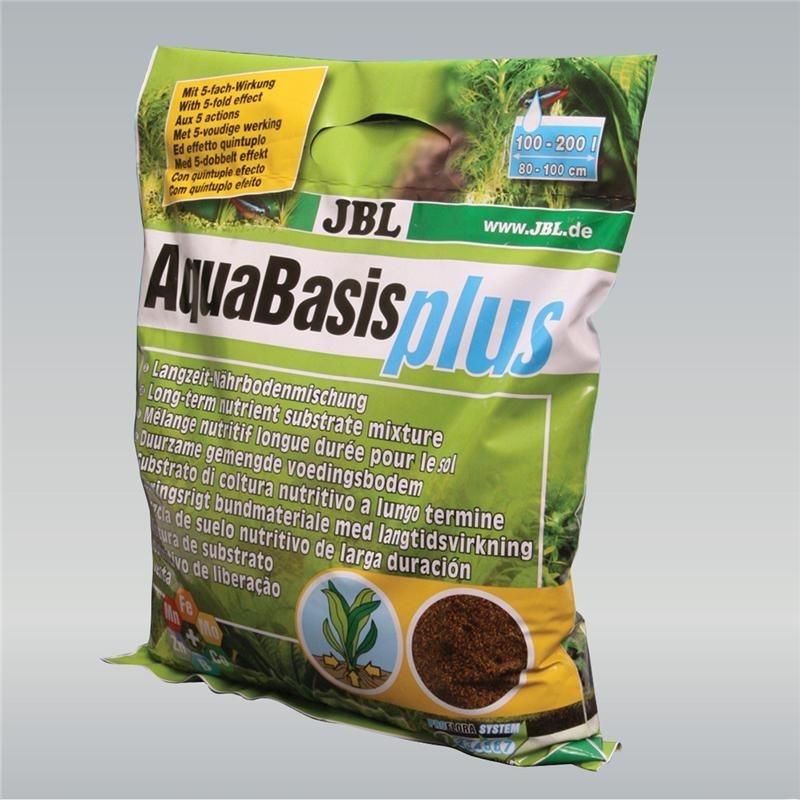JBL AquaBasis plus Nährboden, 5 Liter
