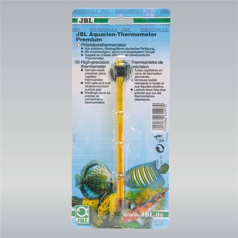 JBL Aquarien-Thermometer Premium, 15 cm