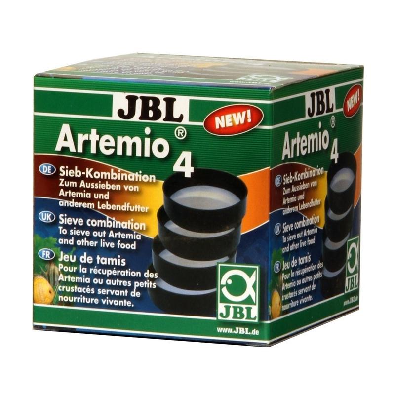 JBL Artemio 4 Sieb-Kombination