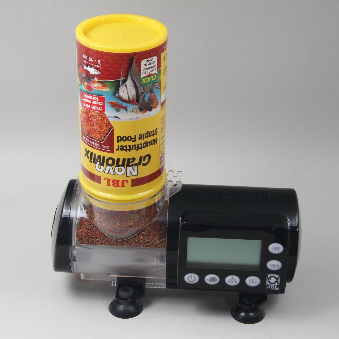 JBL AutoFood - Futterautomat für Aquarienfische, Bild 5