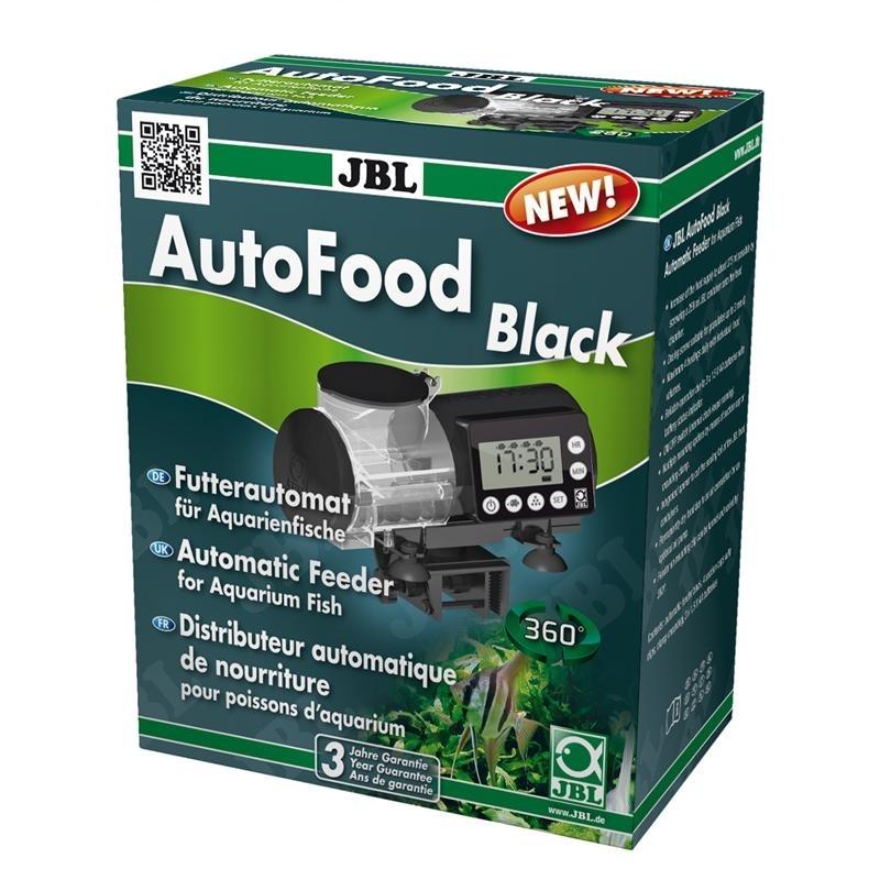 JBL AutoFood - Futterautomat für Aquarienfische, weiß