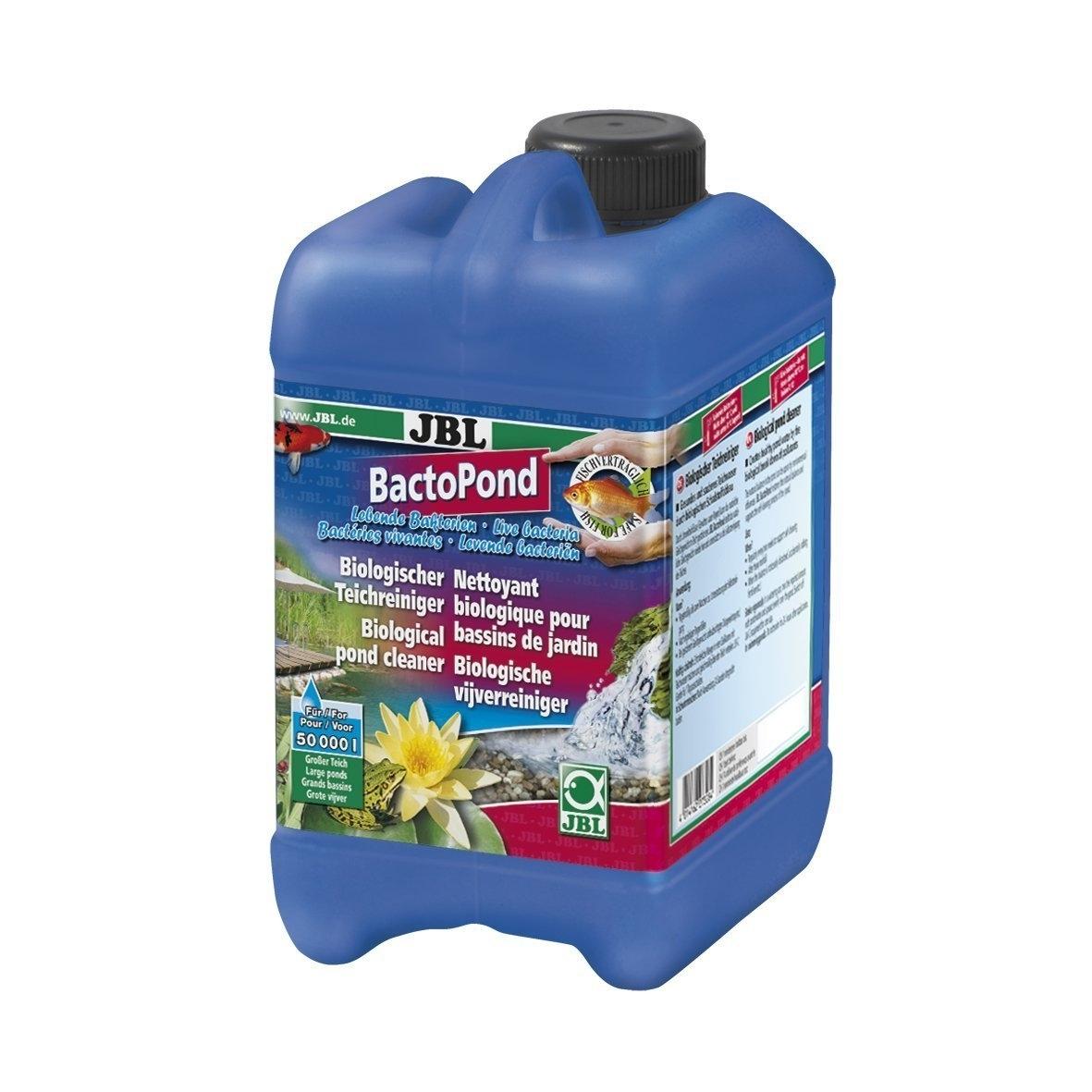 JBL BactoPond Bakterien zur Selbstreinigung vom Teich, 2,5 l