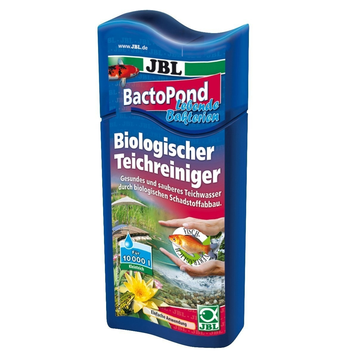 JBL BactoPond Bakterien zur Selbstreinigung vom Teich, 500 ml