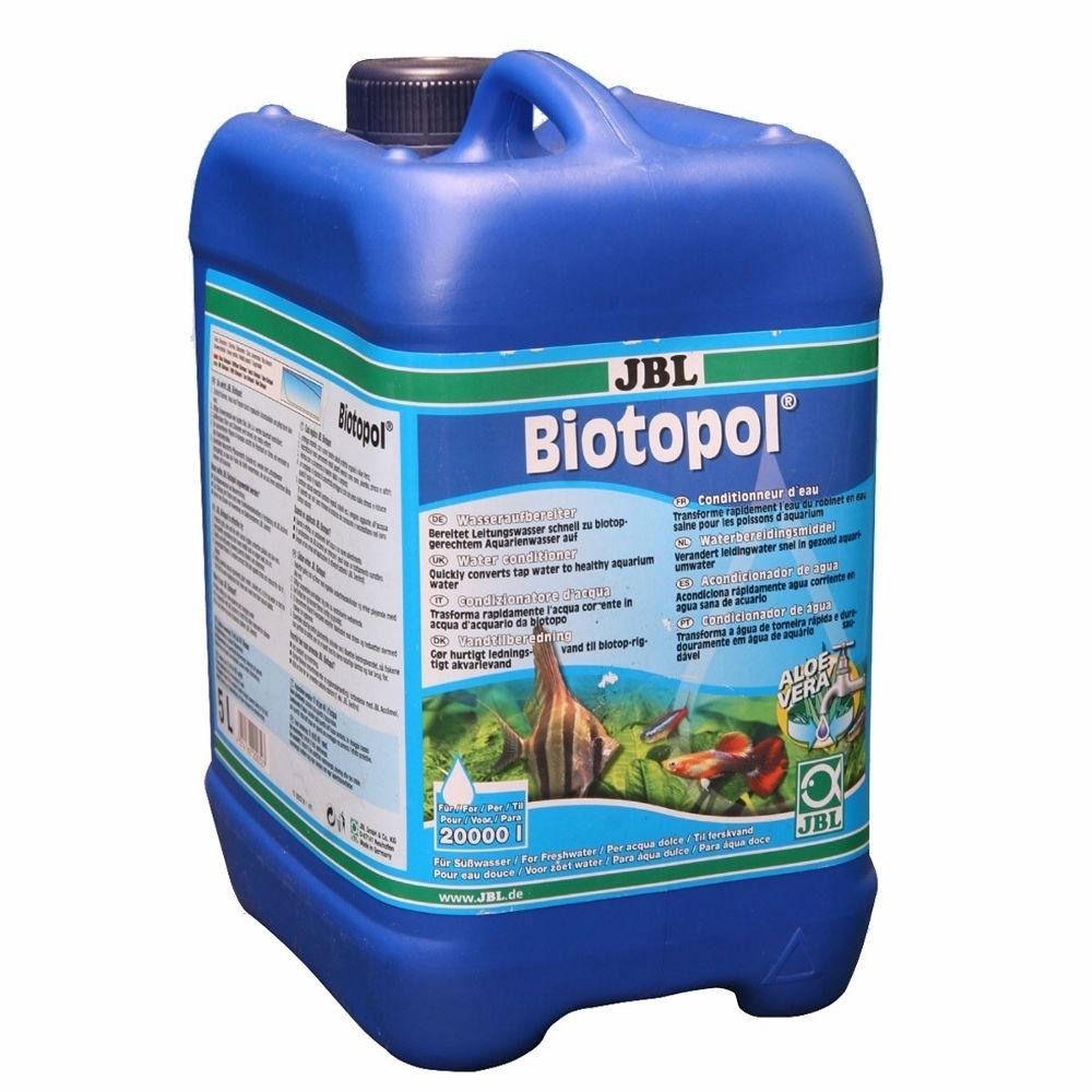 JBL Biotopol Wasseraufbereiter für Süßwasser-Aquarien, Bild 4