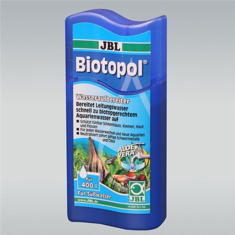 JBL Biotopol Wasseraufbereiter für Süßwasser-Aquarien