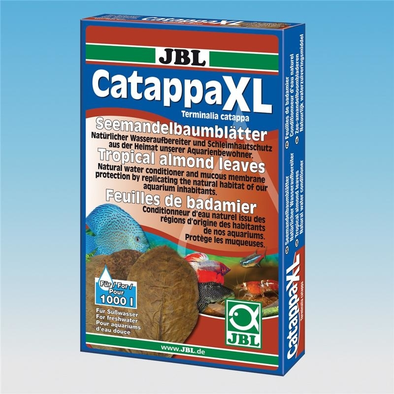 JBL Catappa XL Seemandelbaumblätter, JBL Catappa XL