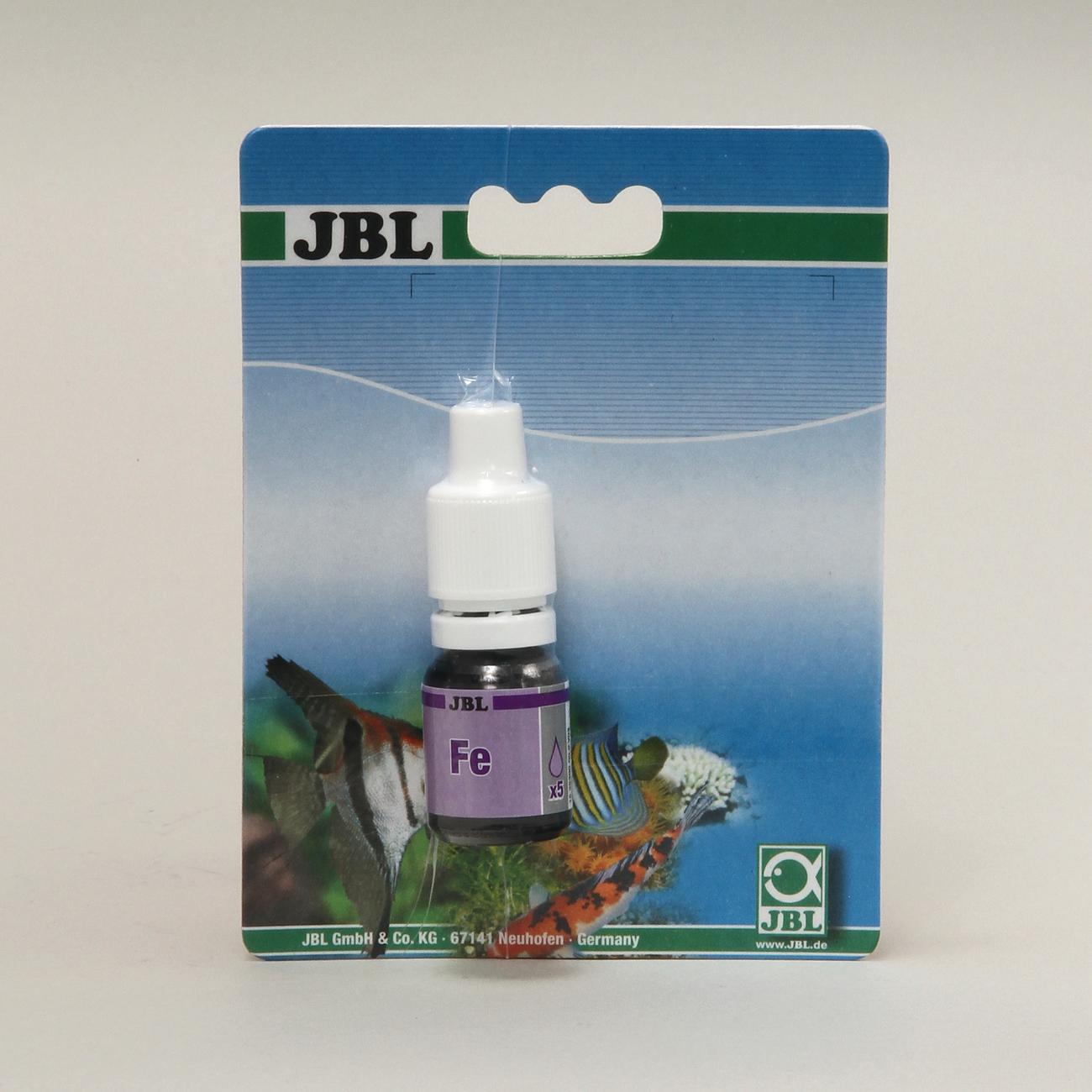 JBL Fe Eisen Test, Nachfüllpack