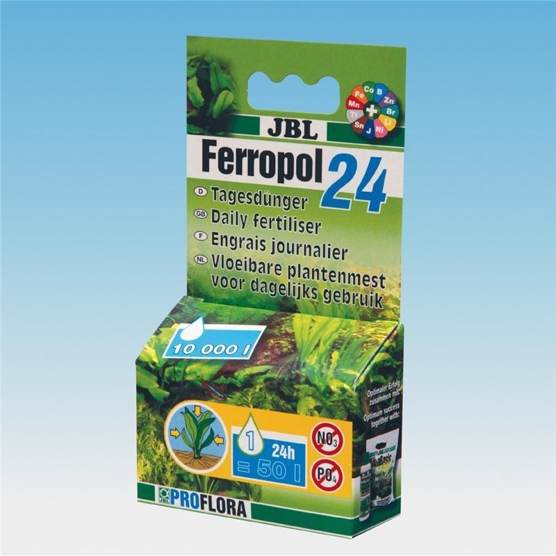 JBL Ferropol 24 Tages-Pflanzendünger, 10 ml