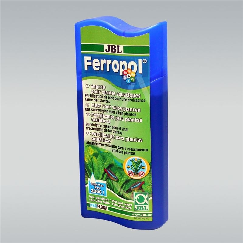 JBL Ferropol Pflanzendünger für Süßwasser-Aquarien, Bild 3
