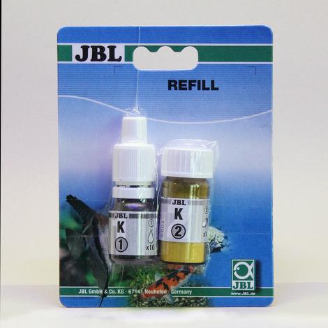 JBL K Kalium Test-Set, Nachfüllpack