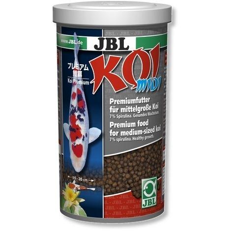 JBL Koi Futter, Bild 3