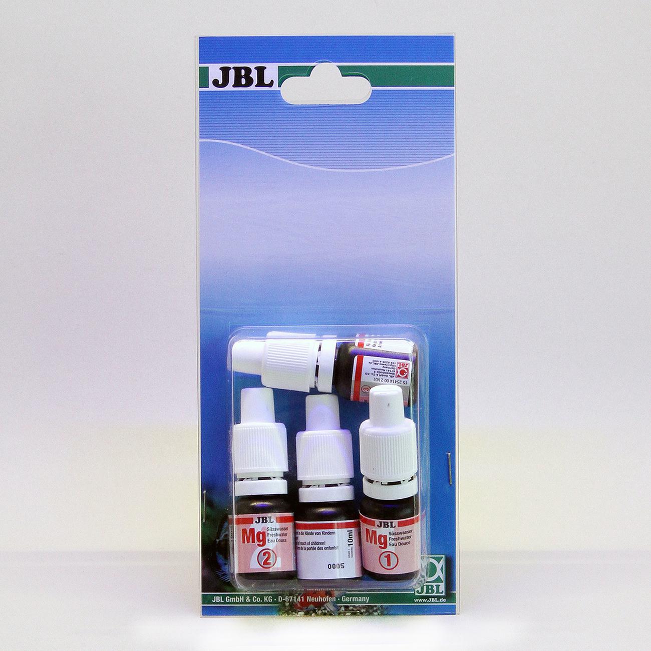 JBL Magnesium Nachfüllpack für Test-Set Süßwasser, Nachfüllpack