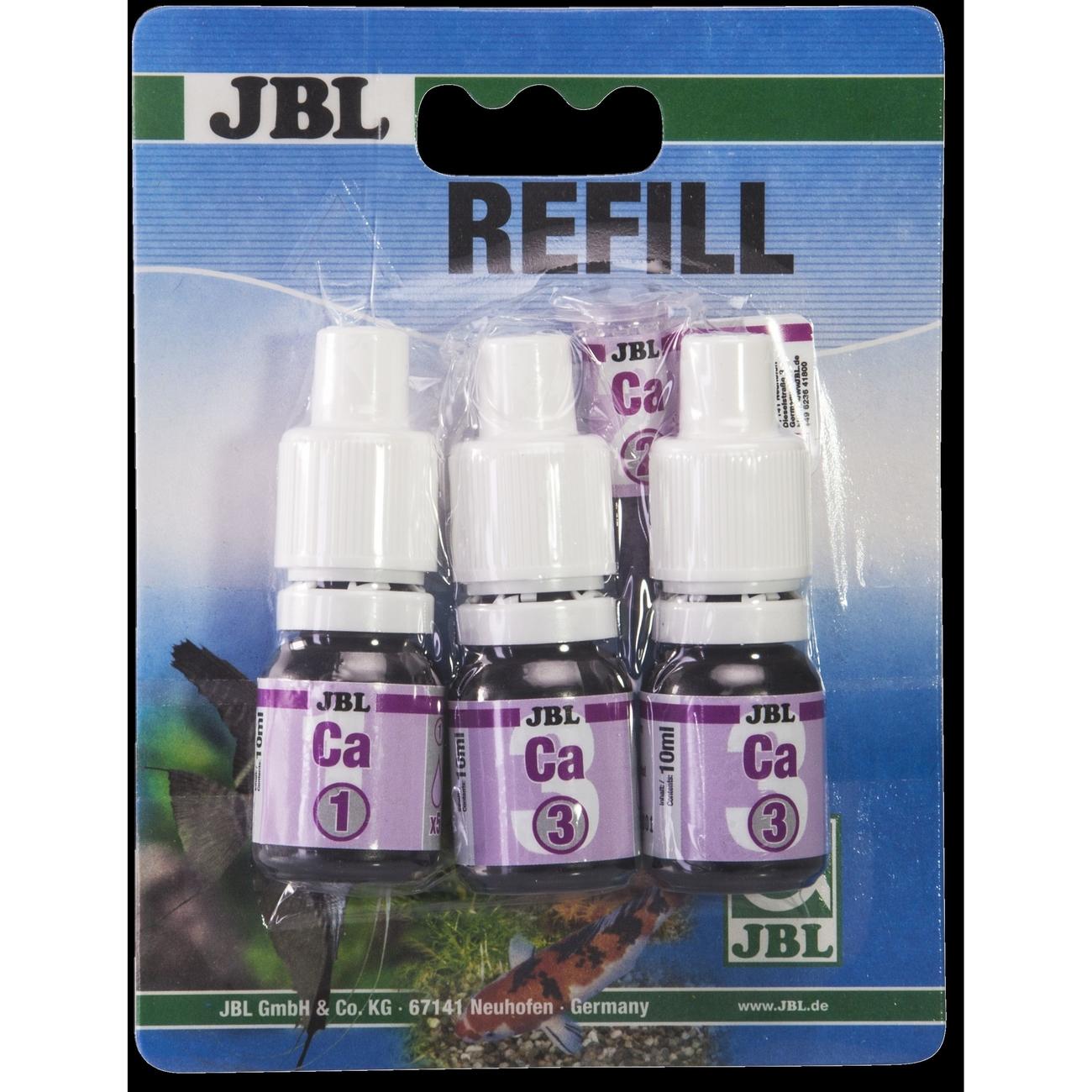 JBL Nachfüllpack für Calcium Test, Nachfüllpack