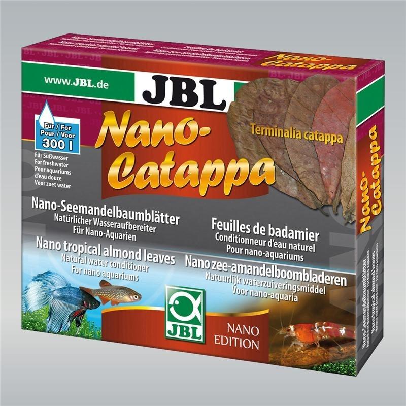 JBL NanoCatappa Seemandelbaumblätter, JBL NanoCatappa