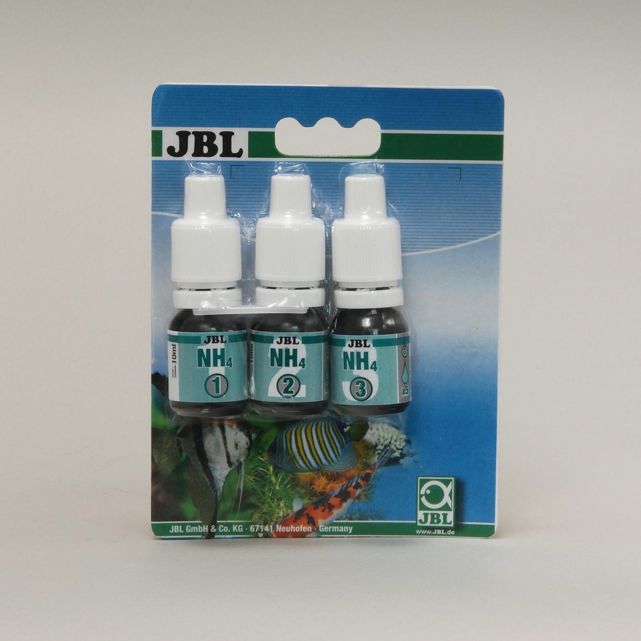 JBL NH4 Ammonium Test, Nachfüllpack