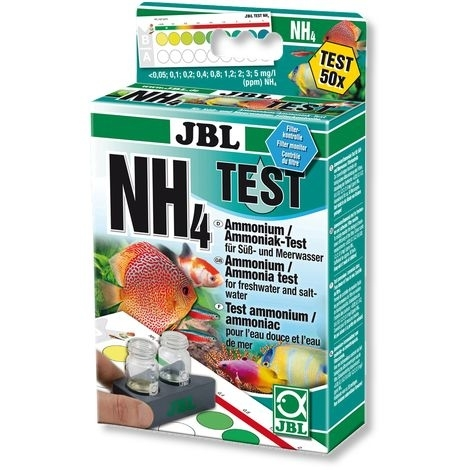 JBL NH4 Ammonium Test, NH4 Ammonium Test Set
