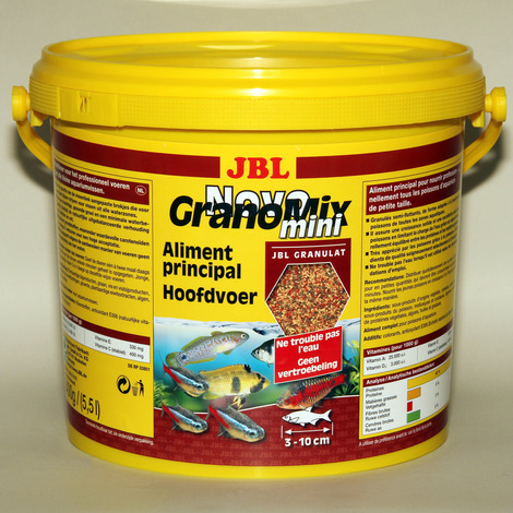 JBL NovoGranoMix mini, 5,5 l