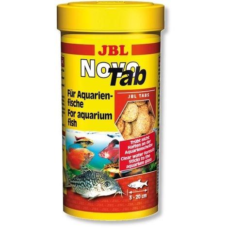 JBL NovoTab Hauptfutter-Tabletten für alle Aquarienfische Preview Image