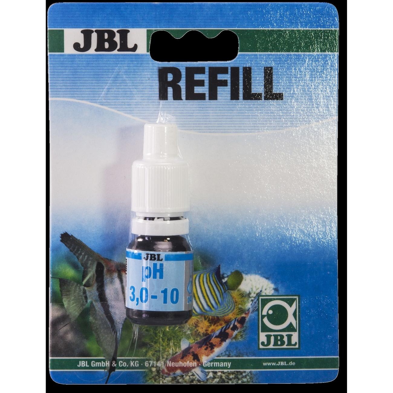 JBL pH 3,0-10,0 Test-Set, Nachfüllpack
