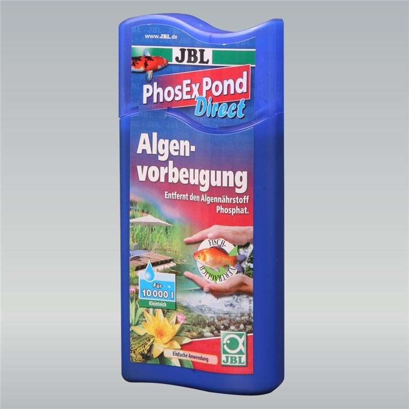 JBL PhosEx Pond Direct Phosphatentferner für Teiche, 500ml