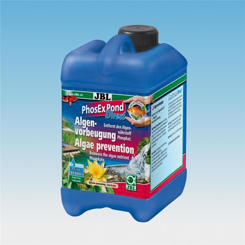 JBL PhosEx Pond Direct Phosphatentferner für Teiche, 2,5l