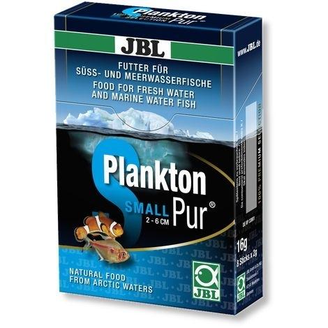 JBL PlanktonPur für Aquarienfische, S (5g / 8 Stck)