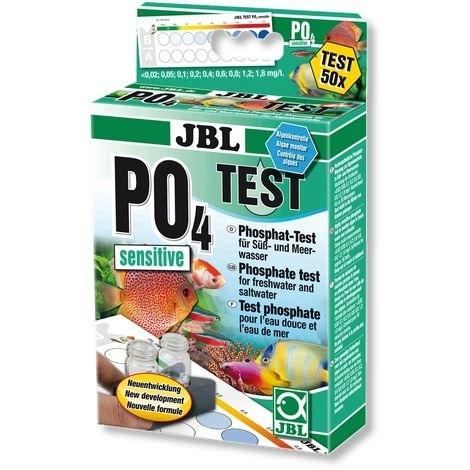 JBL PO4 Phosphat Test sensitiv, PO4 Phosphat Test- Set