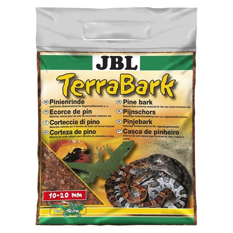 JBL TerraBark Bodensubstrat für Wald- und Regenwaldterrarien, Bild 2