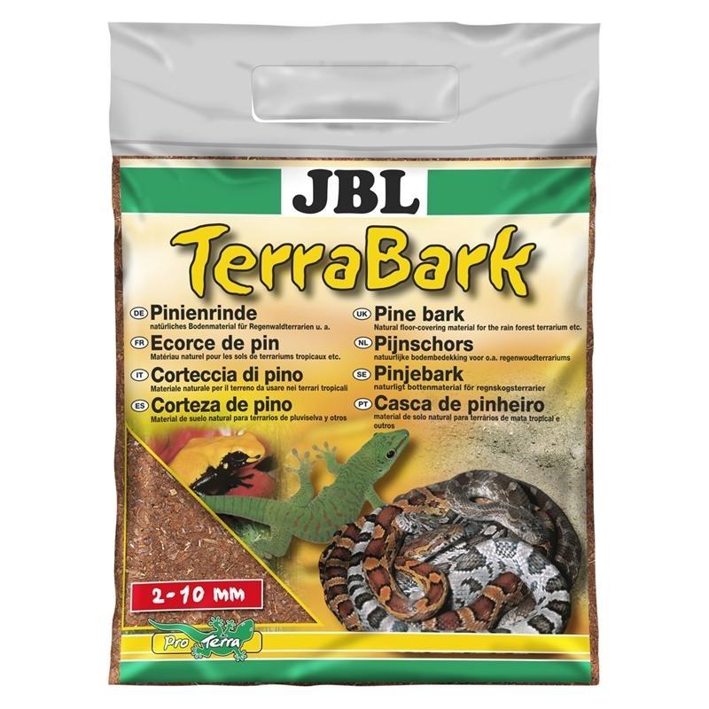 JBL TerraBark Bodensubstrat für Wald- und Regenwaldterrarien, Bild 3
