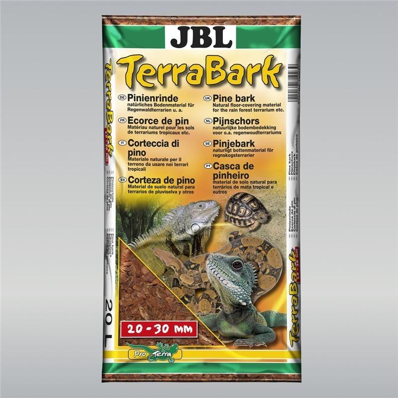 JBL TerraBark Bodensubstrat für Wald- und Regenwaldterrarien, Bild 4