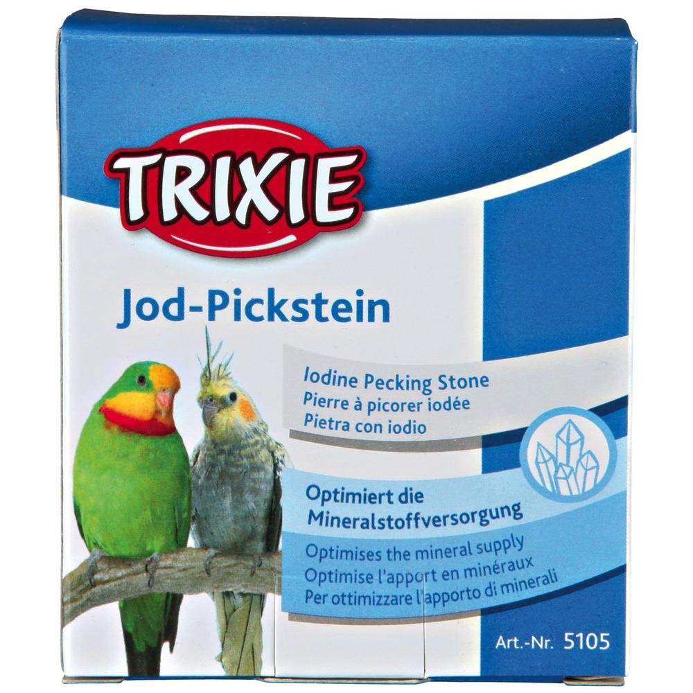 TRIXIE Jod-Pickstein für Vögel 5101