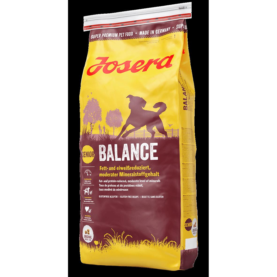 Josera Balance Hundefutter, 900g