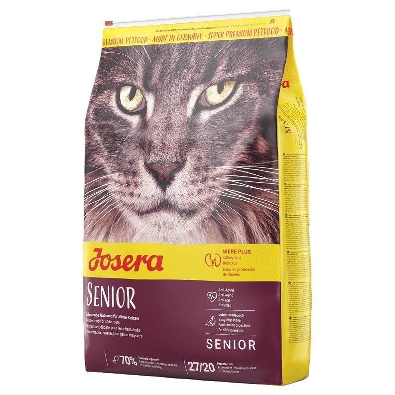 Josera Cat Senior Katzenfutter, 2 kg