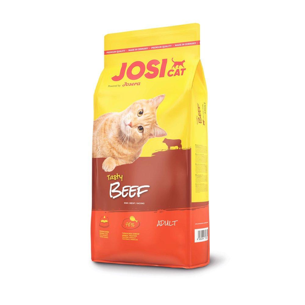 Josera Josicat Katzenfutter Tasty Beef, Bild 2