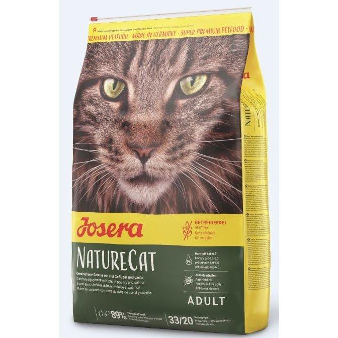 Josera Katzenfutter NatureCat getreidefrei, 400 g