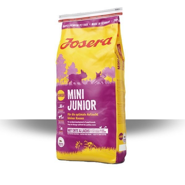Josera Mini Junior Hundefutter, 900g