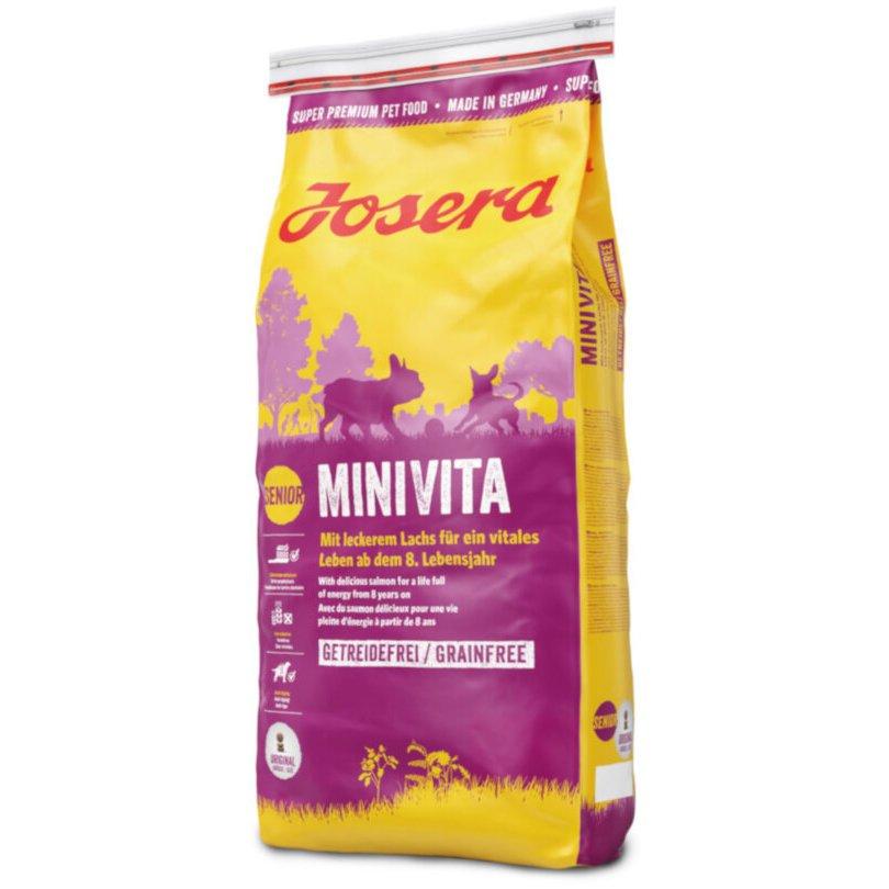 Josera MiniVita Hundefutter, 900 g
