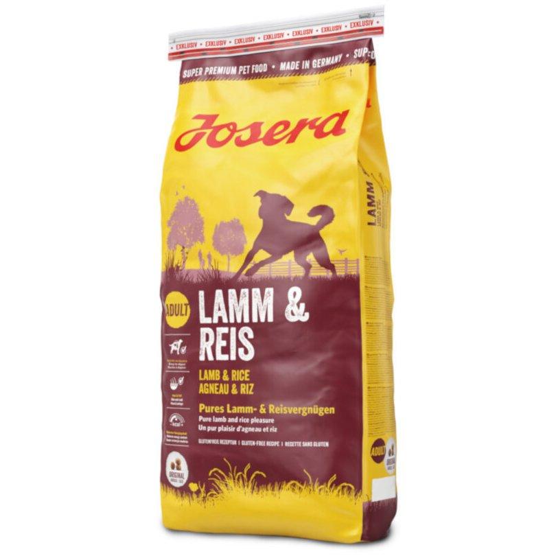 Josera Trockenfutter Lamm & Reis, 15 kg